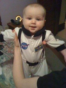 astronaut jones