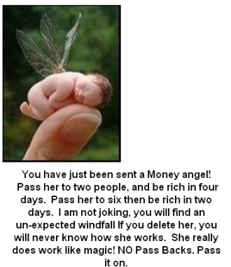 money angel